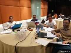 Mumbai BB April 18 - Team Contest Winners