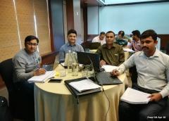 Pune GB Apr 18 - Team 1