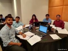 Mumbai GB Jun 18 - Team 1