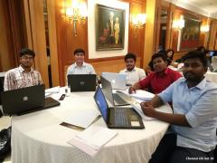 Chennai GB Jun 18 - Team 5