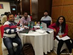 Bangalore GB Jun 18 - Team Contest Winners