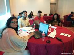 Hyderabad GB Jun  18 - Team Contest Winners