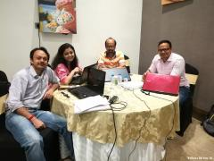 Kolkata BB Aug 18 - Team 1