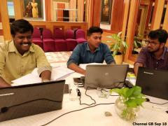 Chennai GB Sep 18- Team 4