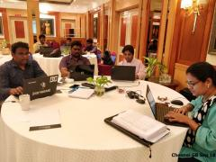Chennai GB Sep 18- Team Contest Winners