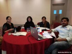 Hyderabad GB Oct 18- Team Contest Winners