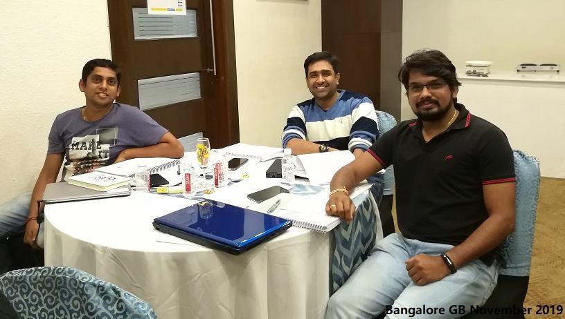 Bangalore GB Nov'19 Team (4)