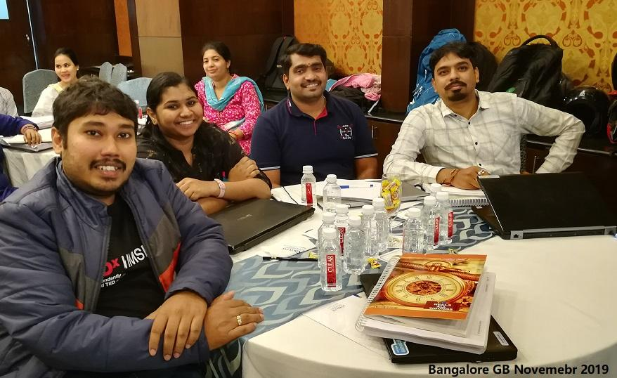 Bangalore GB Nov'19 Team (2)