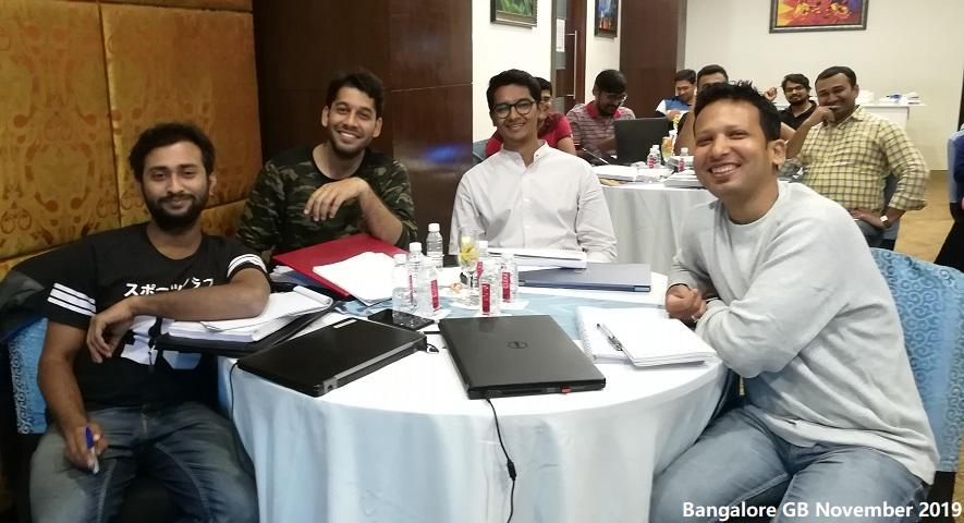 Bangalore GB Nov'19 Team (5)