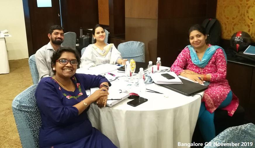 Bangalore GB Nov'19 Quiz Winners