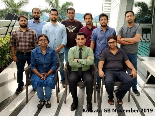 Kolkata GB Nov'19 Group Photo