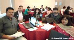 Hyderabad GB January 2020 - Team 1