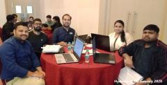 Hyderabad GB January 2020 - Team 2