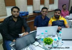 Pune GB February 2020 Team-2