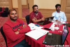Hyderabad GB March 2020- Team 1