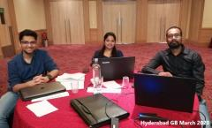Hyderabad GB March 2020- Contest Winners