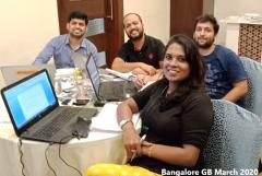 Bangalore GB March 2020 - Contest Winners