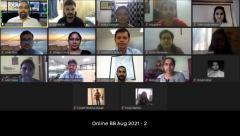 Online BB Aug 2021 - 2