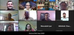 Online BVA Sep 2021
