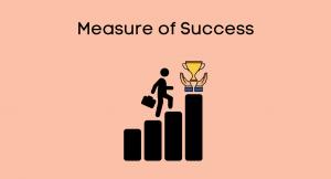 Announcement: Measure of Success