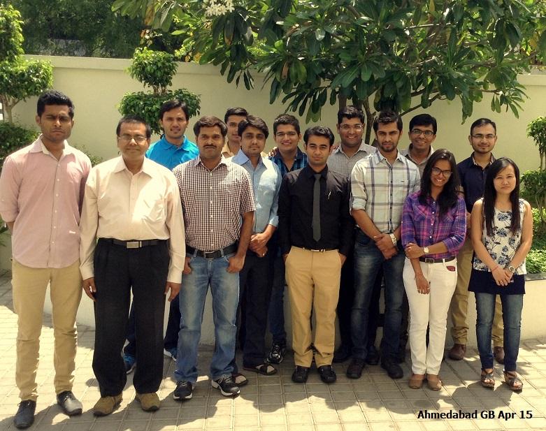 Ahmedabad GB Apr 15