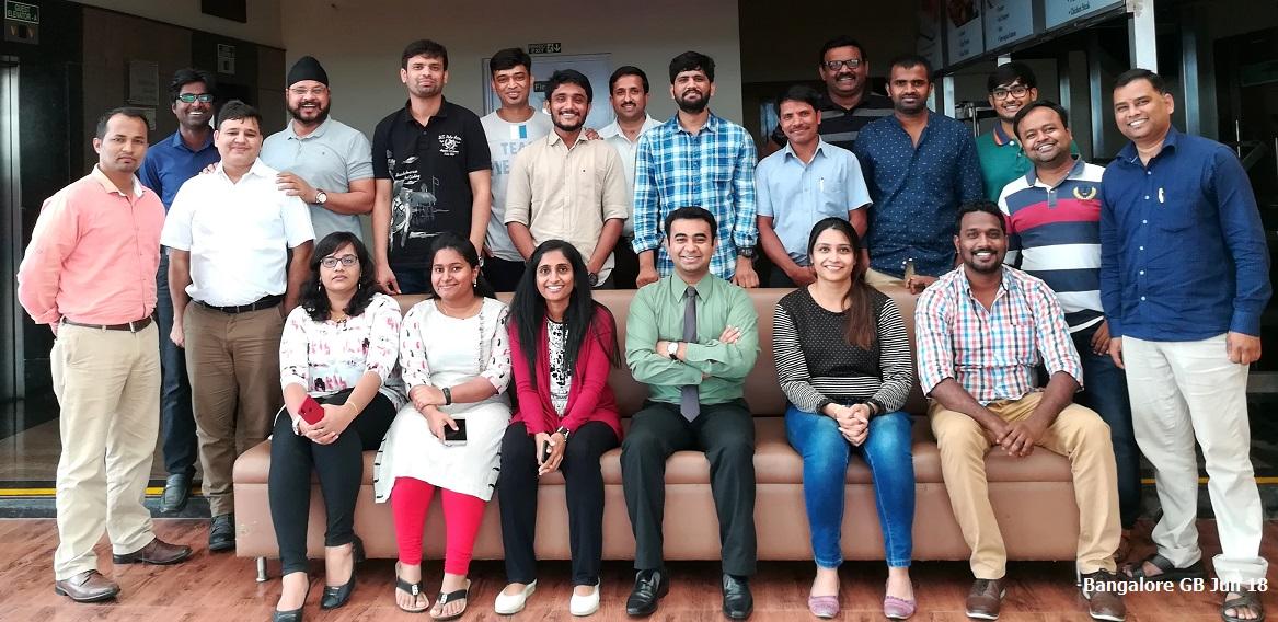 Bangalore GB Jun 18