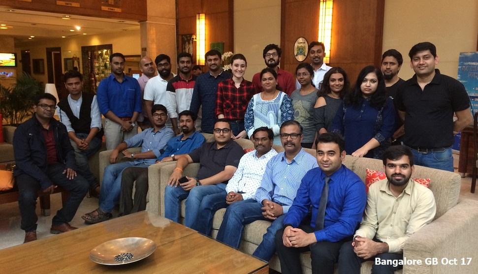 Bangalore GB Oct 17