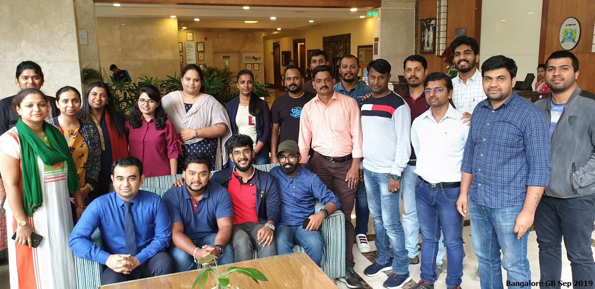 Bangalore GB Sep 19