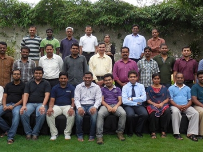 Benchamrk Six Sigma Workshop - IBM (1)