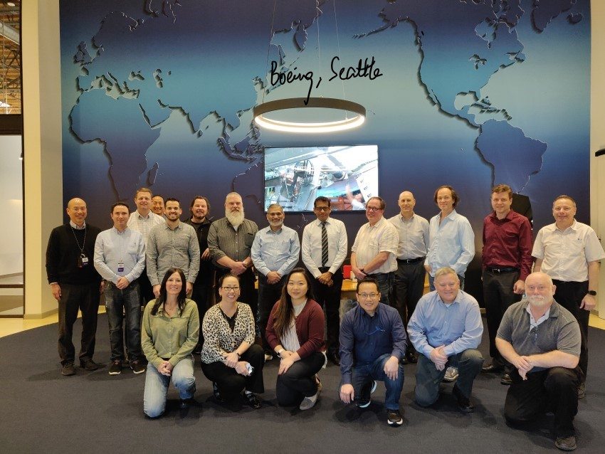 Boeing APQP Workshop