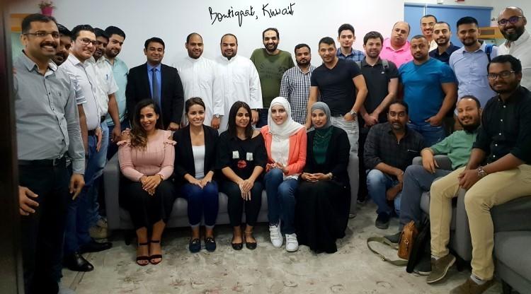 Boutiqaat, Kuwait