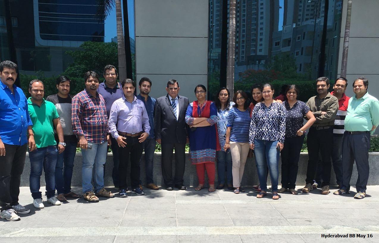 Hyderabad BB May 16