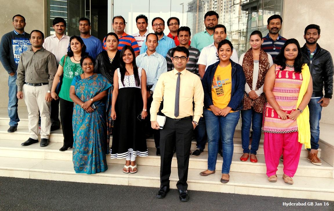 Hyderabad GB Jan 16