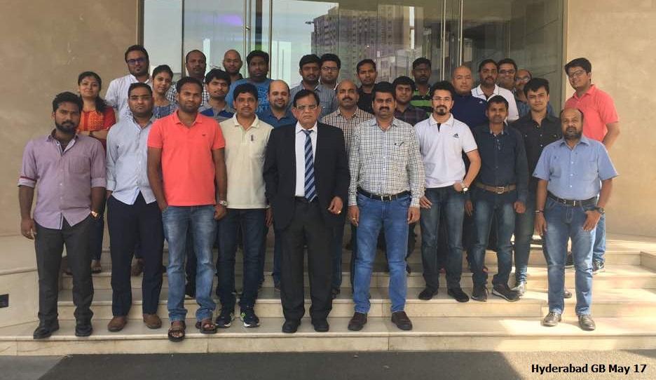 Hyderabad GB May 17