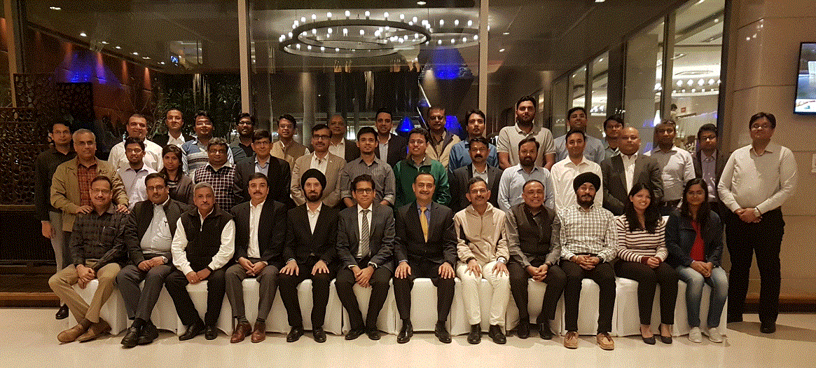 Indus Towers Leadership Training