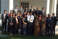Oberoi Hotel Business Improvement Workshop Group Photograph