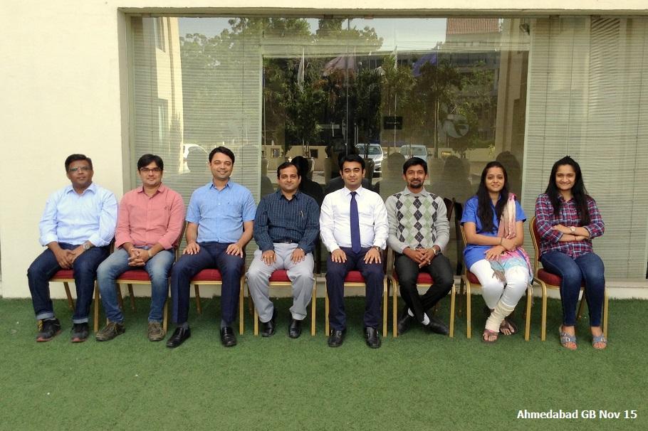 Ahmedabad GB Nov 15