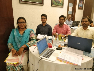 Bangalore BB Oct 2018- Team 4