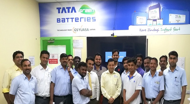 Tata Batteries Feb 19