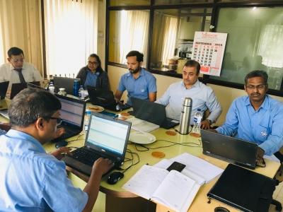 Pune instrumentation