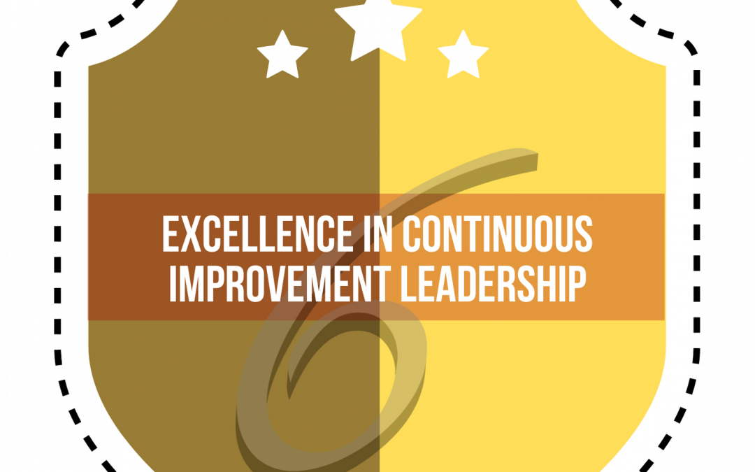 Excellence in Continuous Improvement Leadership