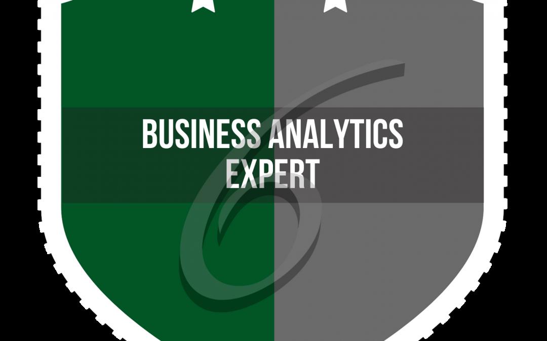 Business Analytics Expert