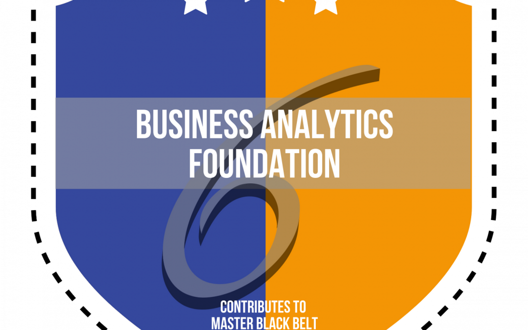 Business Analytics Foundation